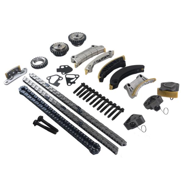 Timing Chain Kit TK3139 for 04-07 Buick Rendezvous 3.5L 05-07 Buick LaCrosse 3.8L 04-07 Cadillac CTS 2.8L SRX 4.6L