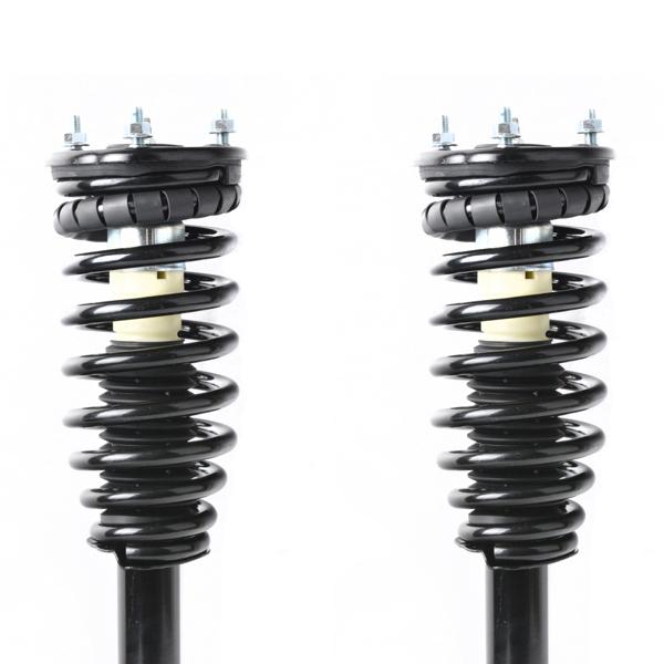 Shocks & Struts Quick-Strut 171417 Strut and Coil Spring Assembly