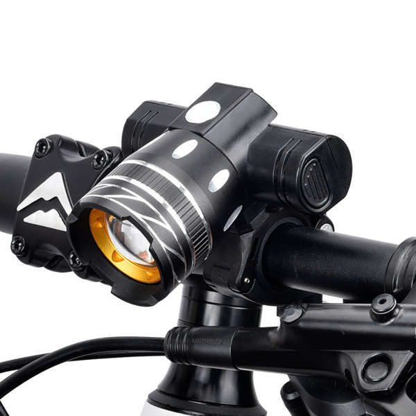 Mountain Bike USB Headlight