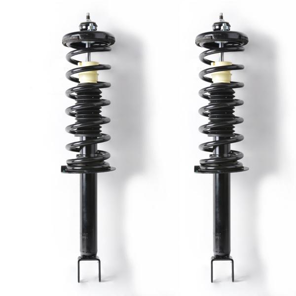 Shocks & Struts Quick-Strut 172563 Strut and Coil Spring Assembly