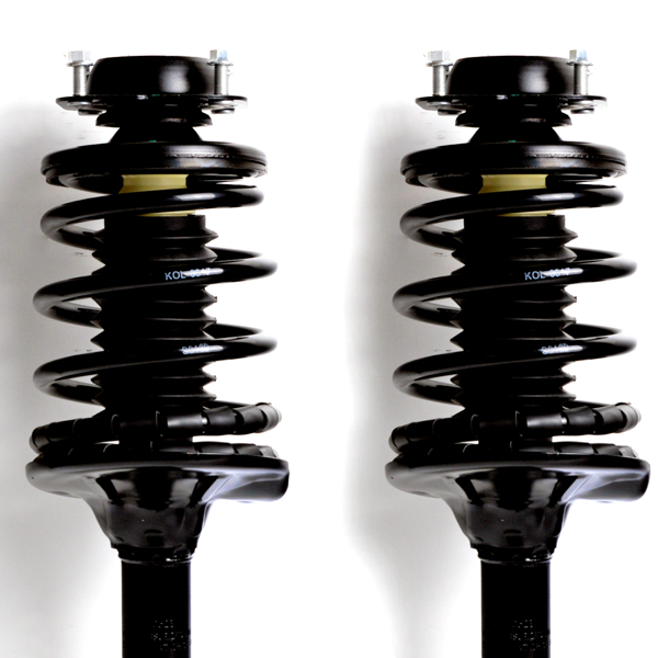 For Ford Escort & Mercury Tracer Pair Front Complete Strut & Spring Assembly 171992