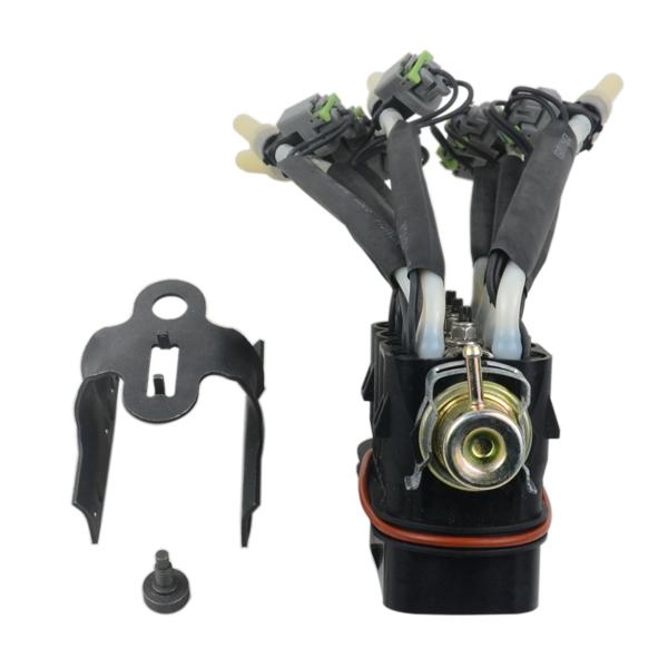Truck Fuel Spider Injector w/ Bracket 25340347 17114163 For Chevy GMC K2500 C1500 C2500 C3500 1996-2002