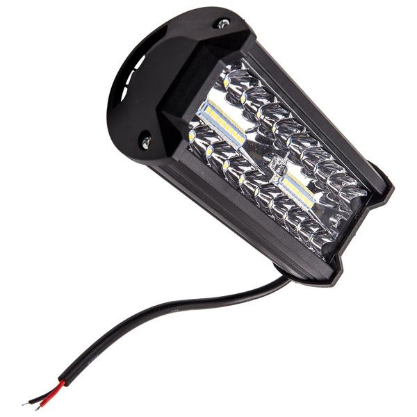 "7"" inch LED Work Light Bar Flood Spot Combo Fog Lamp Offroad Driving Truck"