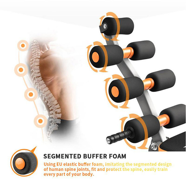 Multifunctional Sit-ups Abdominal Abdomen Pedal Fitness Equipment
