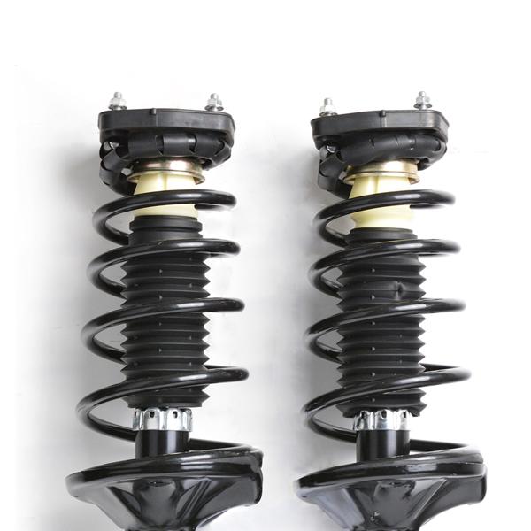 Shocks & Struts Quick-Strut 171407,171406 Strut and Coil Spring Assembly
