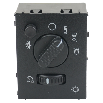 Headlight Switch Dimmer Panel 15194803 15206042 for Cadillac Escalade Chevy Avalanche  GMC Sierra 2003-2007