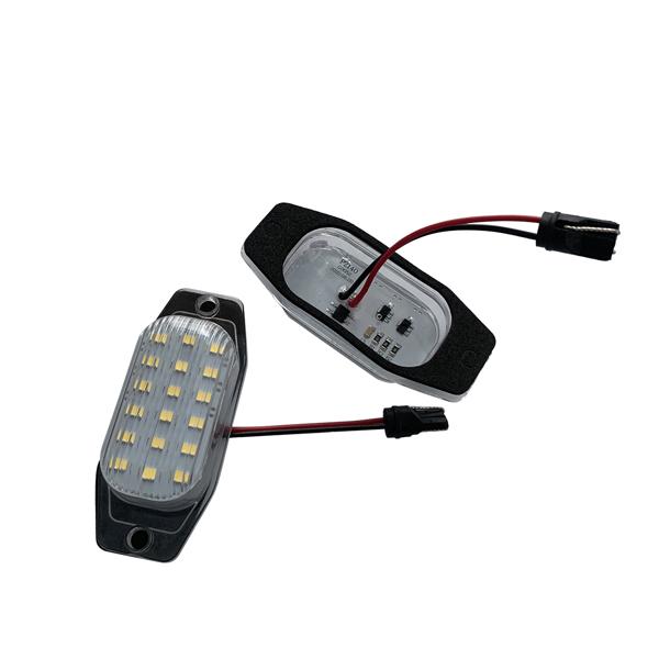 For Lexus LX450 Toyota FJ Land Cruiser LED License Plate Light