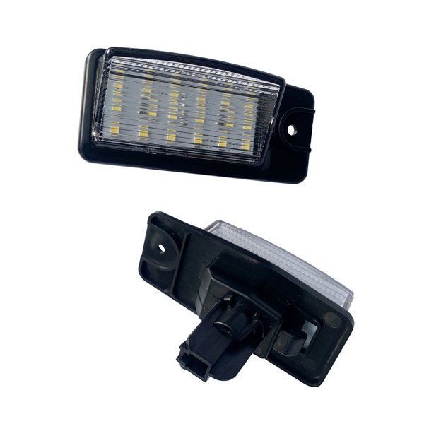 For Nissan Altima/Maxima/Murano/Rogue LED License Plate Lights Lamp