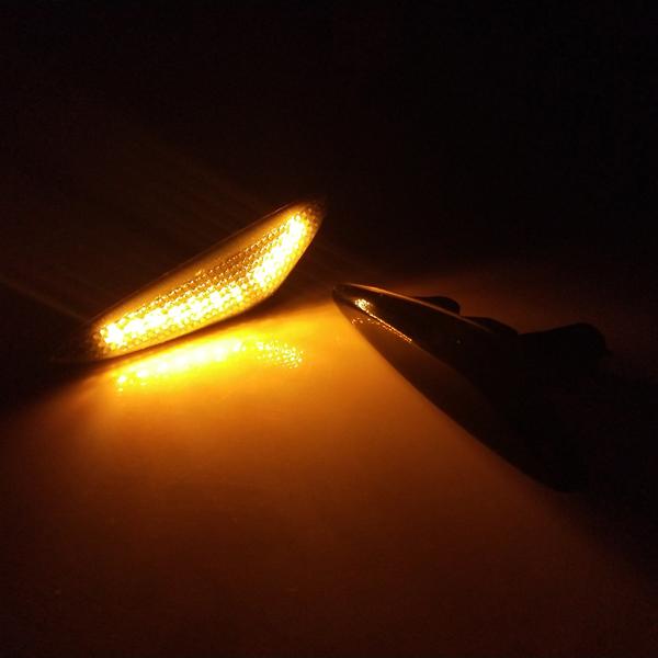 For Mazda MX-5 MX-6 RX8 LED Side Marker Light Turn Signal Lamp
