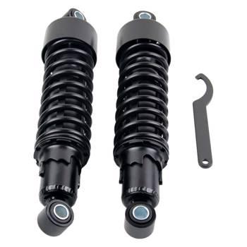 """Fit for Harley-Davidson XL Sportster FXR 11.75"""" 298mm Adjustable Shock Absorbers"""