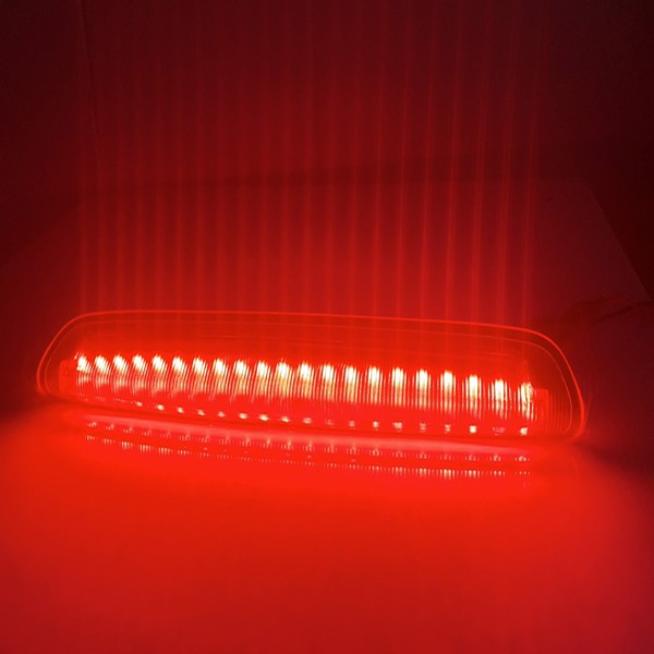 Third Brake Stop Light Smoked Lens For Audi A3 Sportback S3 RS3 04-12
