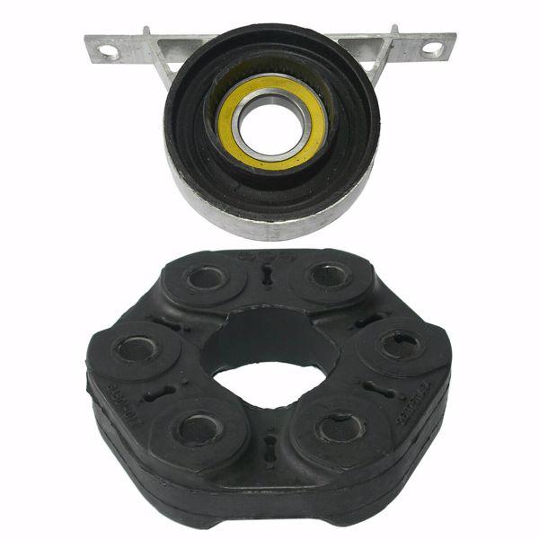 Flex Disc Joint Center Bearing 26121229492 for BMWZ3 Z4 352ci Roadster Convertible 2-Door 2.8L