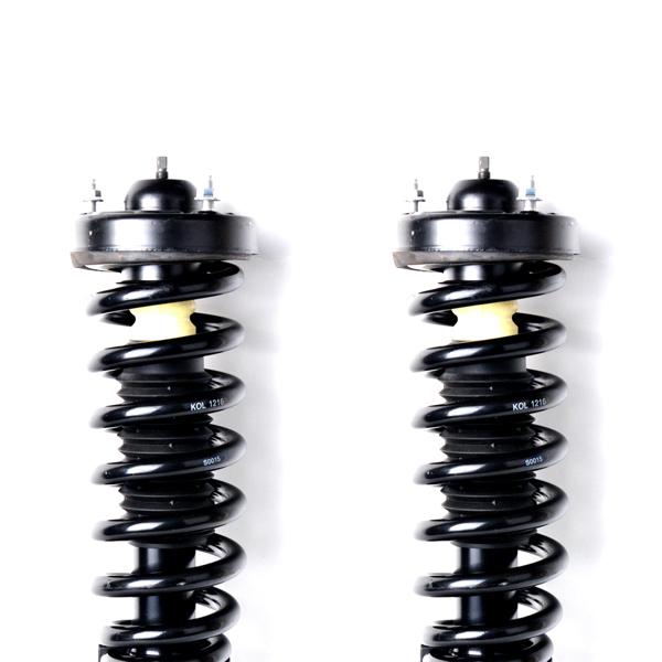 Shocks & Struts Quick-Strut 171141 Strut and Coil Spring Assembly