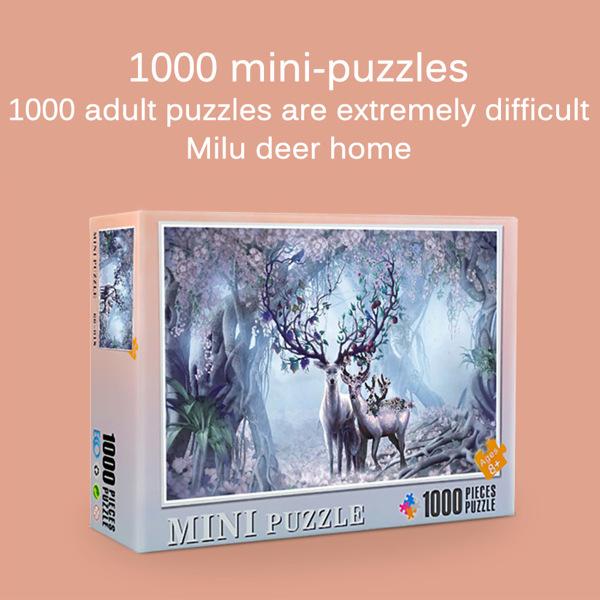 Children Adult Puzzles