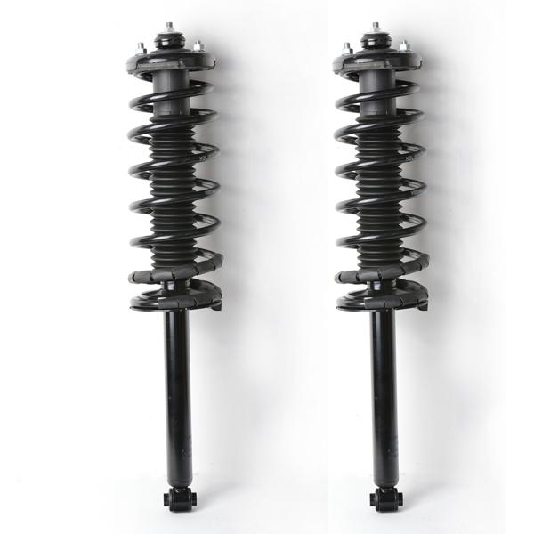 Shocks & Struts Quick-Strut 171299 Strut and Coil Spring Assembly