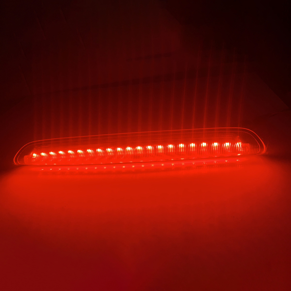 Third Brake Stop Light Red Lens For Audi A3 Sportback S3 RS3 04-12