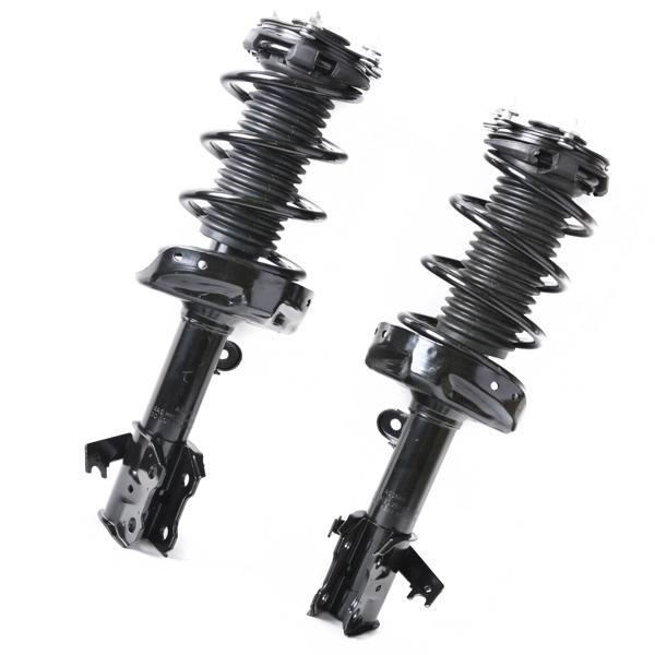 Shocks & Struts Quick-Strut 272491,272492 Strut and Coil Spring Assembly