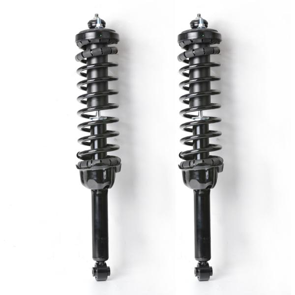 Shocks & Struts Quick-Strut 171325 Strut and Coil Spring Assembly