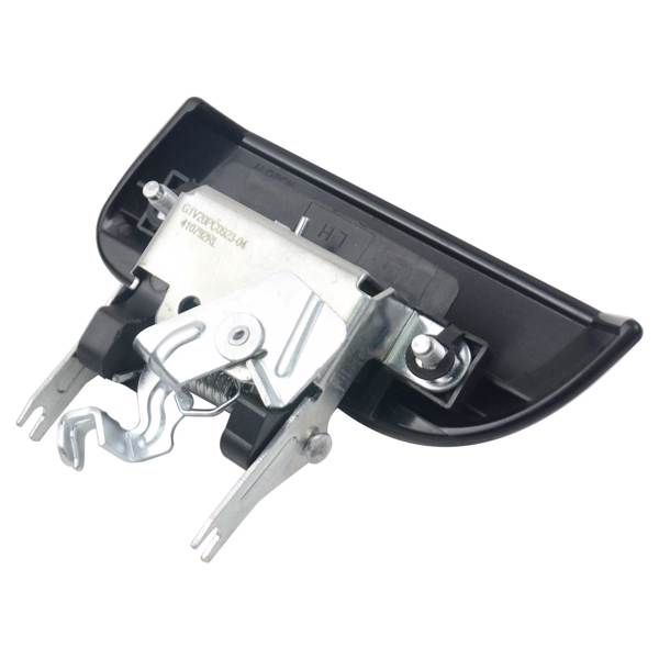 Outer Door Handle Rear Left Tailgate Handle For Nissan Pathfinder R51 2005-2012 82607-EA502