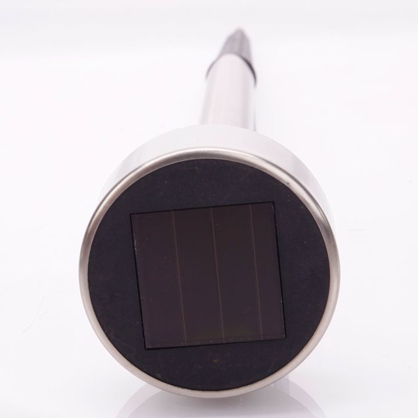 10pcs 5W High Brightness Solar Power LED Lawn Lamps with Lampshades Warm White