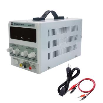QW-MS305D 30V 5A Adjustable DC Stabilizer Power Supply (US Standard)