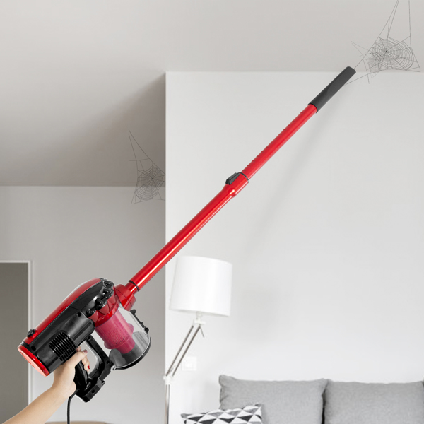【Not available for sale on Amazon&Walmart】D600 Wired Brush Vacuum Cleaner Handheld Vacuum Cleaner For House Clean