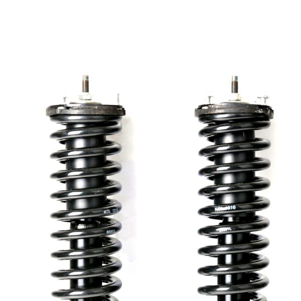 Shocks & Struts Quick-Strut 171352L Strut and Coil Spring Assembly