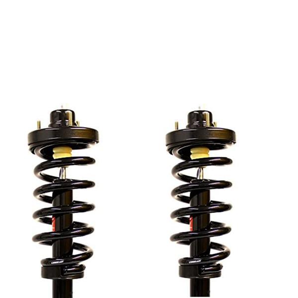 Shocks & Struts Quick-Strut 171809, 171810 Strut and Coil Spring Assembly