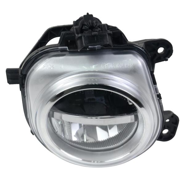 LED Fog Lamp Light Front Right 63177317252  for BMW X3 F25 X4 F26 X5 F15 X6 F16 sDrive 2015-2017 X4 M Sport X Line xDrive28i 2015-2018 X6 xDrive50i Sport Utility