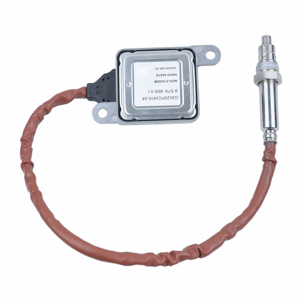 Rear Nox Sensor 13628576469 5WK96697B for BMW 335d E90 535d F10 740Ld F01 X3d F25 X5 F15 w/ 3.0L M57 Engine 2009-2018