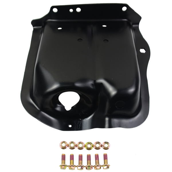 Spring Tower Shock Mount Driver Side LH # E2TZ5A306J Dorman 924-406 for Ford F100 4750LB GVW 1980-1996