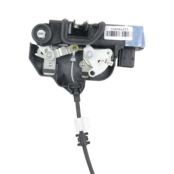 Door Lock Actuator Rear Left For Cadillac STS Sedan 3.6L 4.6L 20786543 25843155