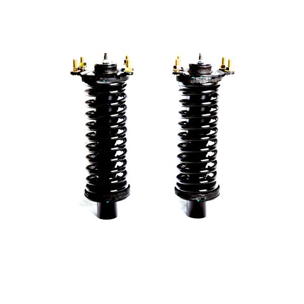 Shocks & Struts Quick-Strut 171577 Strut and Coil Spring Assembly