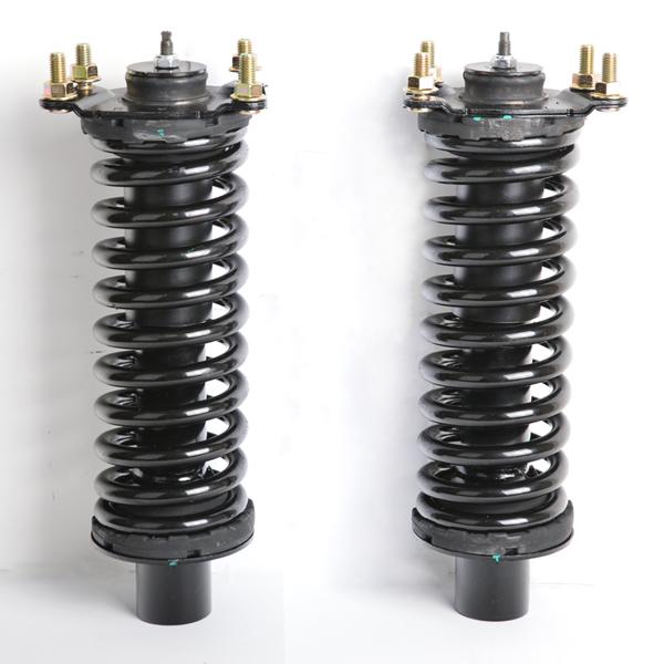 Shocks & Struts Quick-Strut 171577L Strut and Coil Spring Assembly