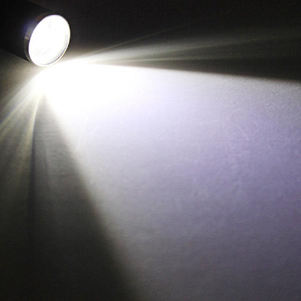 LT-2000LM LED Aluminum 1-bulb 3 Modes Waterproof Headlamp (2*18650) Purple & Black