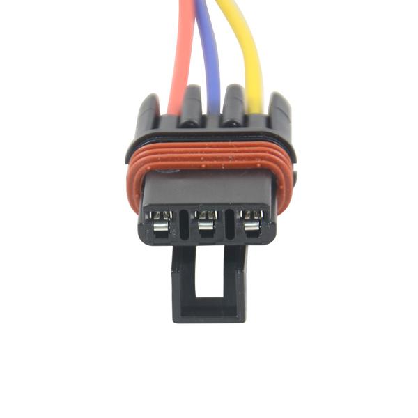 Pulse Power Plug Connector Pigtail for 2018 2019 Polaris Ranger XP1000 & RS1
