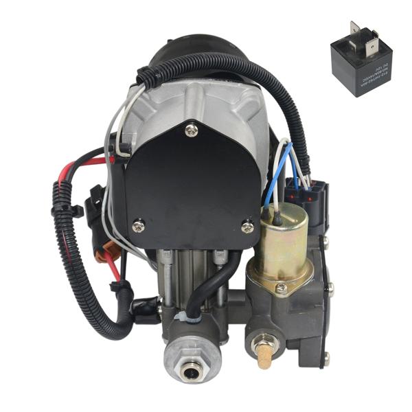 #LR025111 for Land Rover HSE Sport Utility 4-Door System Air Compressor Pump 2006-2012