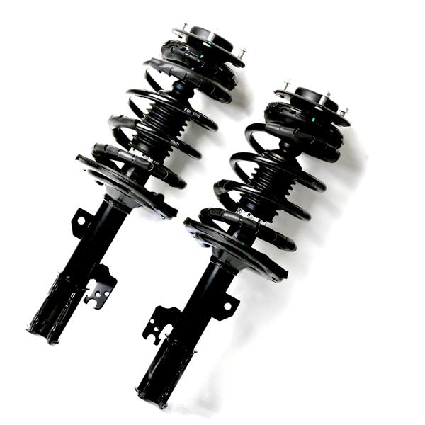 Front Left Shocks & Struts Quick-Strut 272308 Strut and Coil Spring Assembly