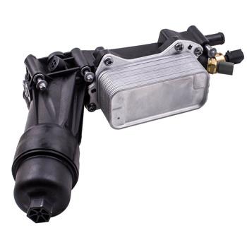 Oil Cooler Filter Adapter Housing For Jeep Chrysler Dodge 3.6L 68105583AF