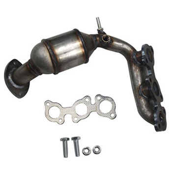 For 2004 to 2006 Toyota Sienna BANK 1 3.3L Manifold Catalytic Converter FWD ONLY