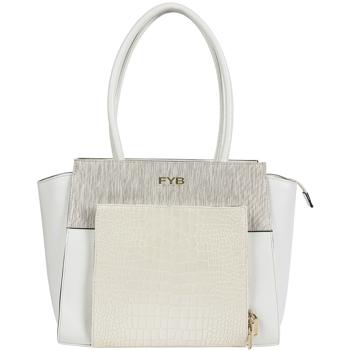 SMART London City Handbag White