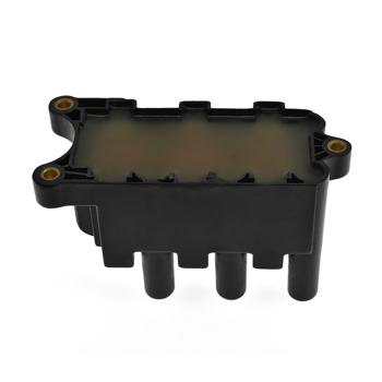 Ignition Coil for Ford Mazda Mercury F150 Ranger Freestar Mustang Taurus B3000 Sable Monterey V6 1F2U-12029-AC 1F2Z-12029