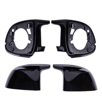 Mirror Cover Caps Side Wing Mirror For BMW X3 X4 X5 X6 X7 G01 G02 G05 G06 G07